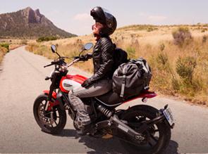 Ruta en moto en Almería