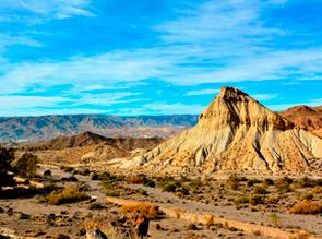 Tour desierto - Almería