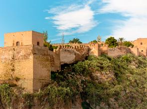 Visita Alcazaba
